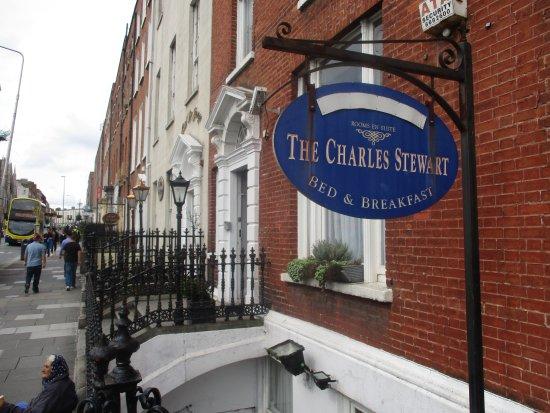 The Charles Stewart Dublin: A szállás 5 percre van Dublin fő utcájától.