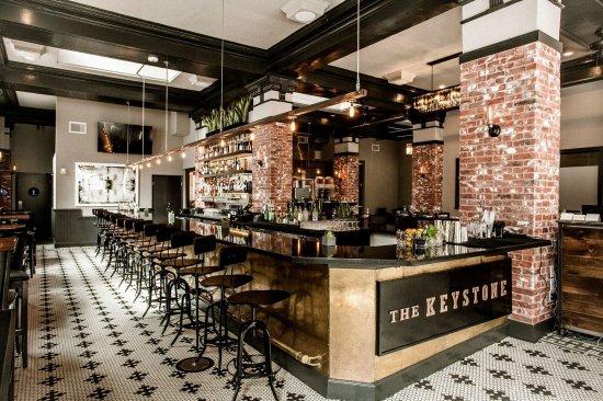 The Mosser: Keystone Entrance
