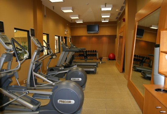 Doubletree by Hilton Augusta: Work Out Center
