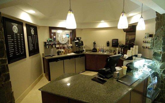 Doubletree by Hilton Augusta: Jama's Coffee Corner