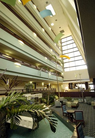 Doubletree by Hilton Augusta: Hotel Atrium