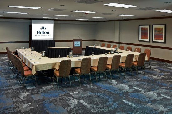 Hilton North Raleigh/Midtown: Meeting Room