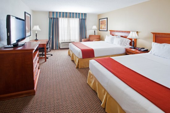 Holiday Inn Express Columbia I-26 at Harbison Boulevard: Double Bed Guest Room