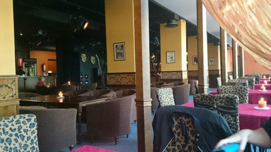 Cafe Shakespeare