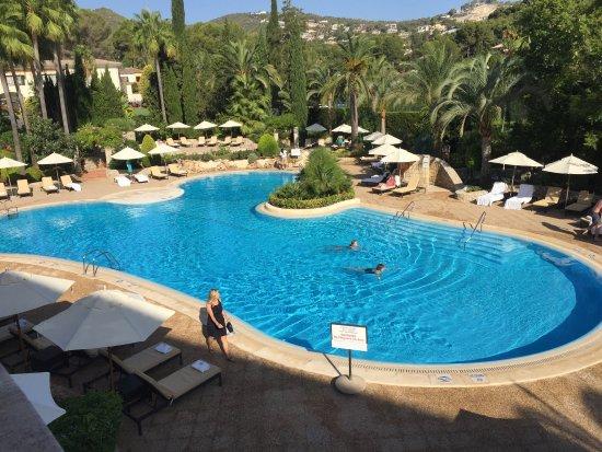 Piscina bild von sheraton mallorca arabella golf hotel - Piscinas palma de mallorca ...