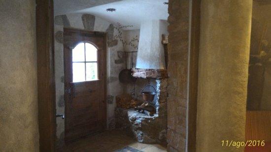 Maranza, Italy: Ingresso ristorante