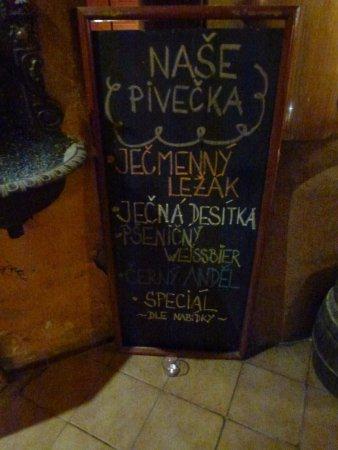 Prostejov, Republika Czeska: Есть чем утолить жажду!!!