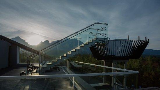 Stara Lesna, Słowacja: Horizont Resort VIP Sky Lounge