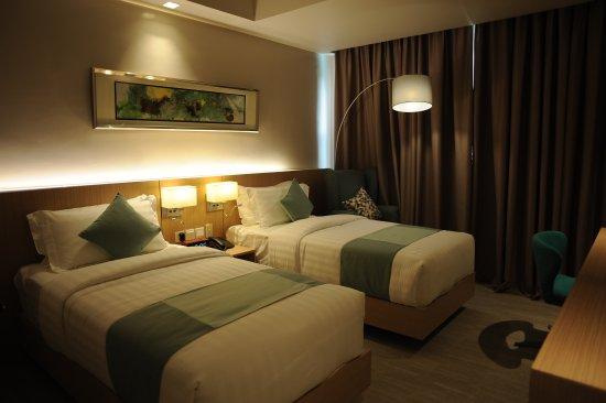 Watergate Hotel: Standard Room