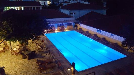 Ionia Hotel Skopelos: piscina