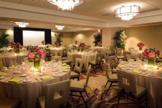 DoubleTree by Hilton Hotel Irvine - Spectrum : Ballroom