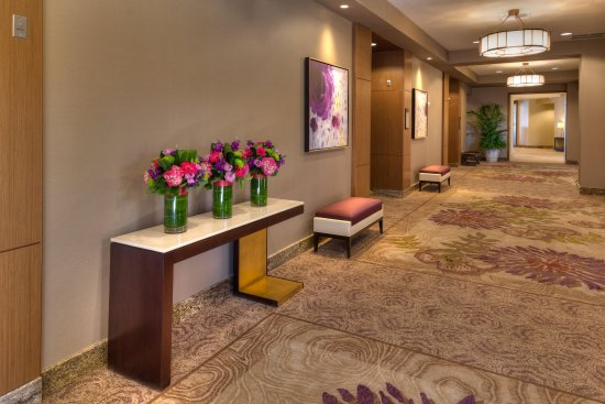 DoubleTree by Hilton Hotel Irvine - Spectrum: Pre-function Space