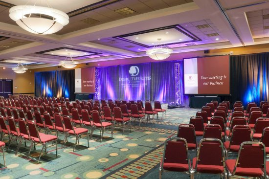 Doubletree Suites by Hilton Hotel & Conference Center Chicago / Downers Grove: Ballroom