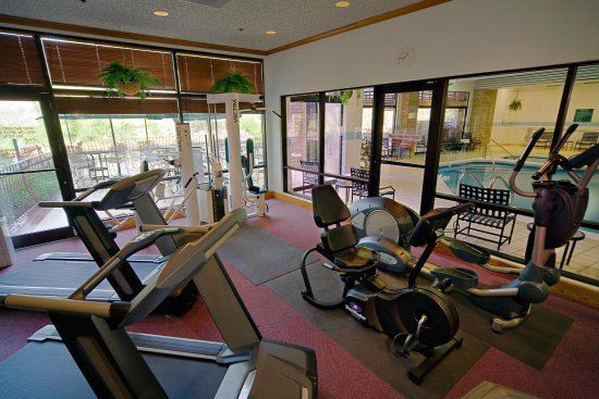 DoubleTree by Hilton Durango: Fitness Center