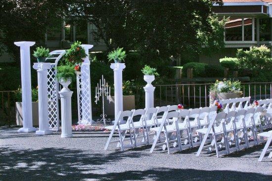DoubleTree by Hilton Hotel Sacramento: Ceremony