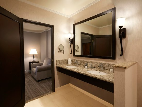 Claremont, Californien: Jr Suite Bathroom