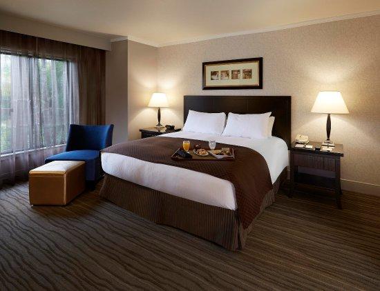 Claremont, Californien: Suite Bedroom