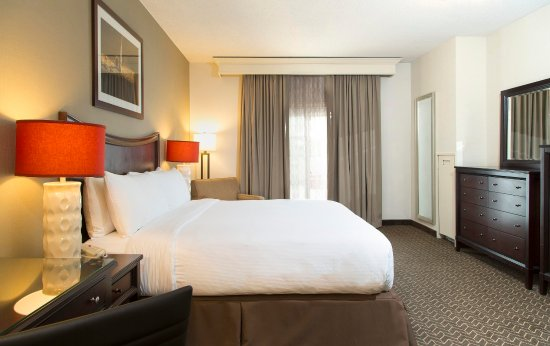 bedroom side view. DoubleTree Suites By Hilton Hotel Lexington: Suite Bed Side View Bedroom