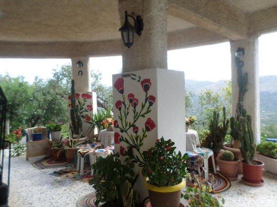Meso Gerakari, Grekland: Outside