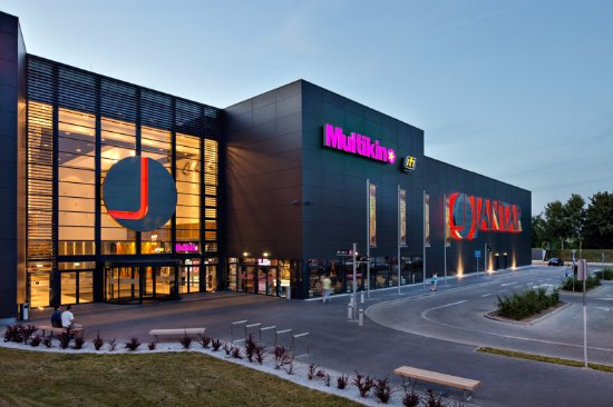 ‪Shopping and Entertainment Centre Jantar‬
