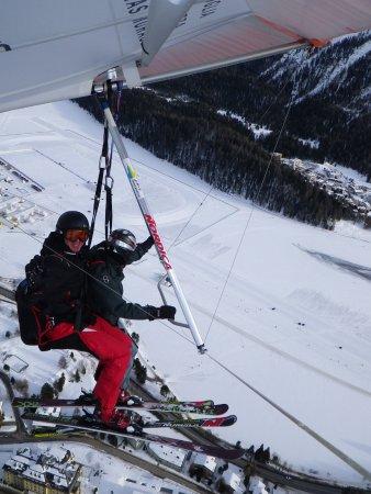 Engadin St. Moritz, Svizzera: Faszinierende Ausblicke ganz ohne Vorkenntnisse