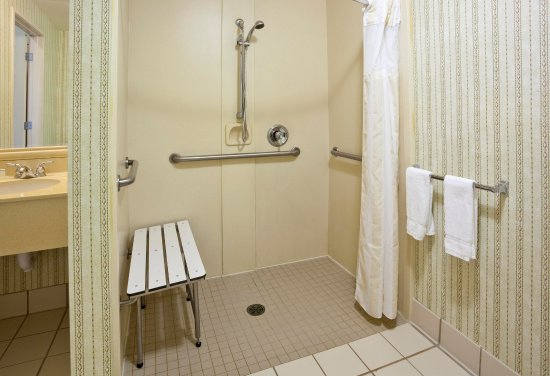 Shoreview, MN: Accessible Shower