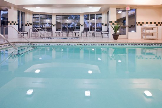 Hilton Garden Inn Minneapolis St. Paul-Shoreview - Pool