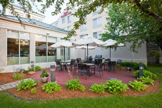 Shoreview, MN: Patio