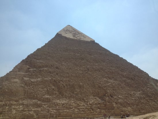 Kefre, the second pyramid Photo