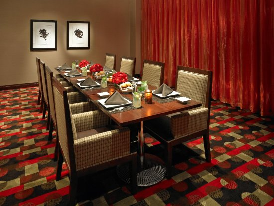Hilton Atlanta: Southern Elements Private Dining