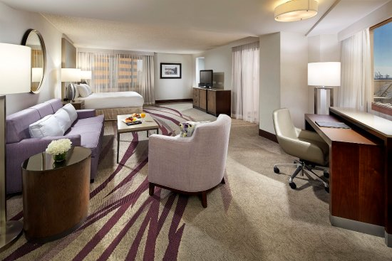Hilton Long Beach : Junior Suite