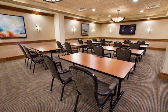 Classroom Setup Picture Of Hilton Chicago Oak Brook Suites Oakbrook Terrace Tripadvisor
