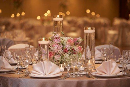 Hilton Northbrook: Wedding Setup