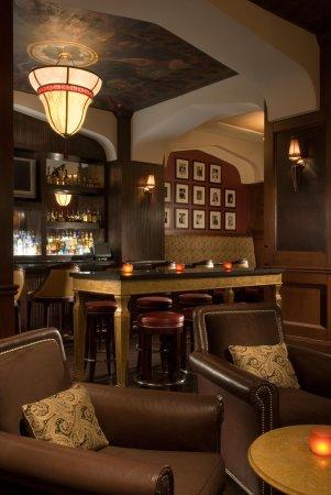 The Skirvin Hilton Oklahoma City: Red Piano