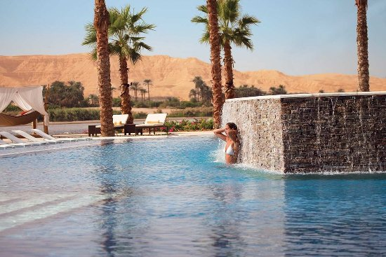 Hilton Luxor Resort & Spa: Welcome to the Hilton Luxor Resort and Spa