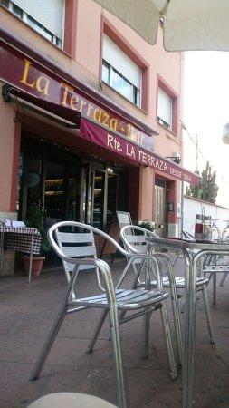 Bar La Terraza Cornelia De Llobregat Review Of Bar La