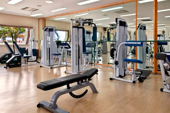 Transcorp Hilton Abuja: Fitness Center