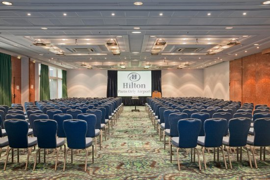 Hilton Paris Orly Airport: Meeting Room - Les 4 Coins du Monde