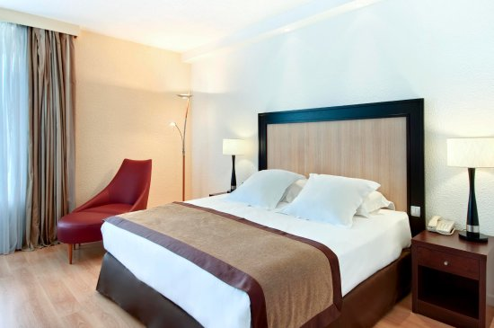 Hilton Paris Orly Airport: Queen Guest Room