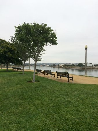 Homewood Suites by Hilton San Diego Airport - Liberty Station: View towards water inlet from San Diego bay