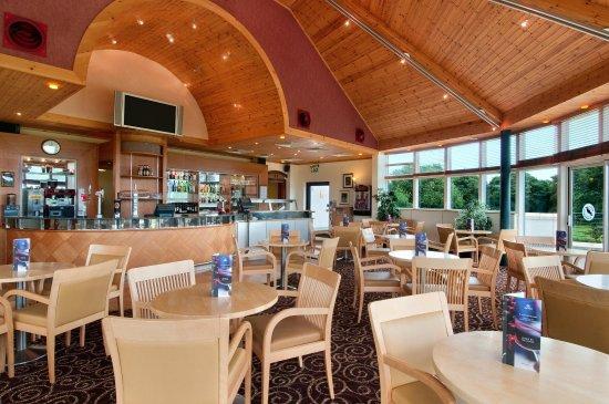 Templepatrick, UK: Kinahan's Bar-Brasserie