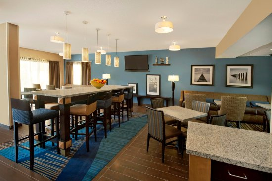 Juno Beach, Floride : Breakfast Dining Area