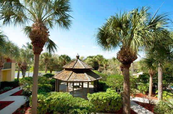 Juno Beach, Floryda: Gazebo