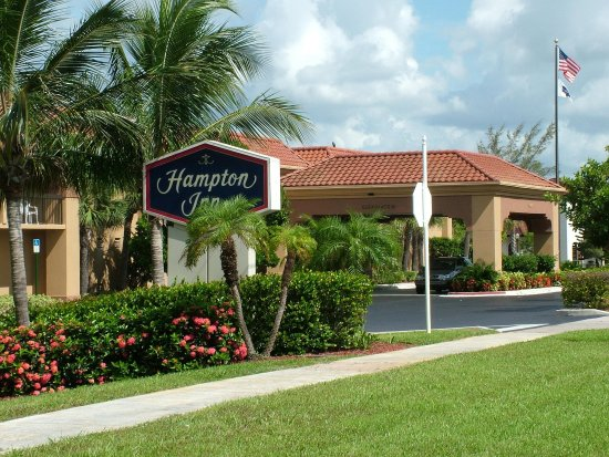 Hampton Inn Jupiter/Juno Beach