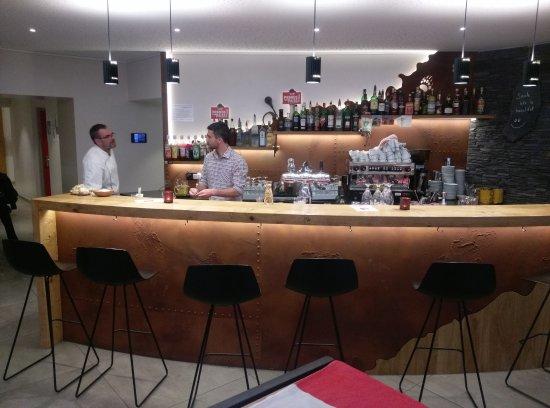 Orsieres, Zwitserland: Bar