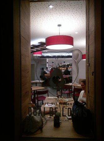 Orsieres, سويسرا: Restaurant