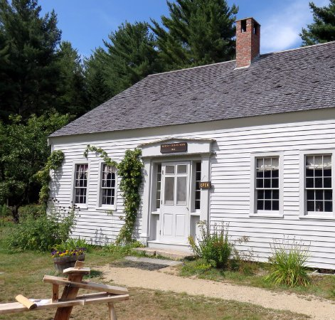 Conway, Nueva Hampshire: Russelll-Colbath Homestead