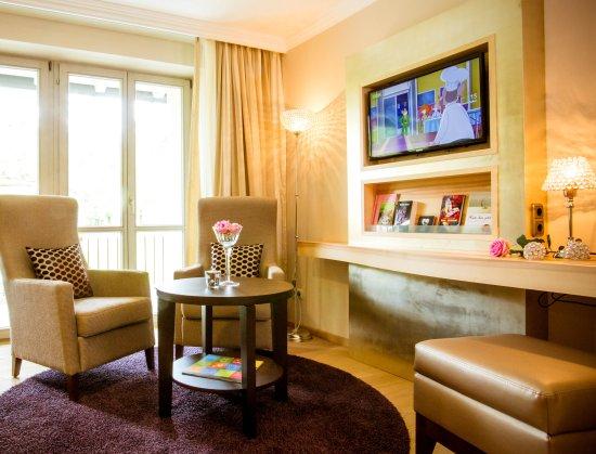 Hotel St. Florian : Rosenzimmer