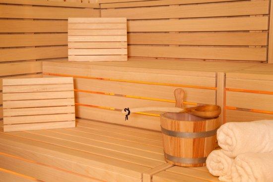 Hotel St. Florian : Sauna