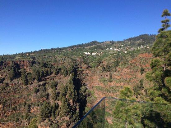 Puntagorda Aussichtsplattform